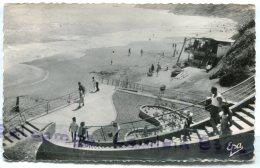 - 20 - AINTAYA - Les Escaliers De La Plage, Petit Format, Glacée, écrite, BE, Scans. - Algerije