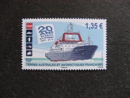 TAAF:  TB N° 752, Neuf XX. - Nuovi