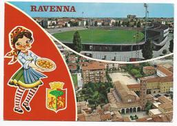 Ravenna Stadio - Stade - Stadium Estade - H3159 - Calcio