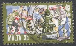 Malta. 1981 History Of Maltese Industry. 3c Used. SG 670 - Malta