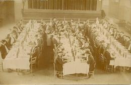 Carte-photo -  Banquet De Classes - Cartes Postales