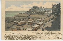 BELGIQUE - OSTENDE - OOSTENDE - Le Kursaal Et La Plage - Oostende
