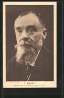 AK F. Brunot, Doyen De La Faculté Des Lettres - Famous People