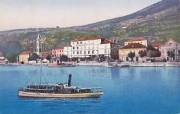 GRUZ - HOTEL PETKA - Ed.Purger & Co. - Croacia