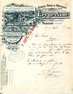 SEINE & OISE.PERSAN.VIEUX FERS & METAUX.LEYGE AINE 27 & 29 AVENUE DE LA GARE. - Unclassified