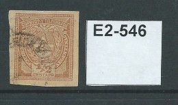 Argentina 1882 ½c Brown - Argentine
