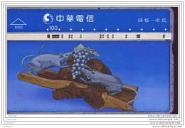 EF3074  CARTE DE CHINE - Cina