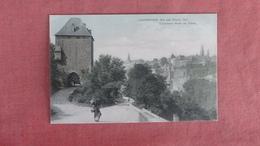 Luxembourg >  Porte De Treves      Ref 2355 - Postkaarten
