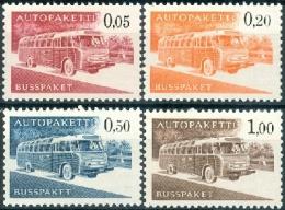 FINLAND 1963 Postbus M/63 PF-MNH-NEUF