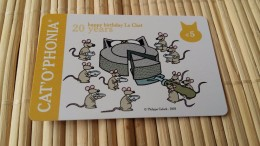 Catophonia Le Chat Used Only 1000 Made  2 Scans Very Rare - Cats