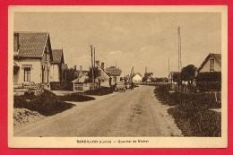 CPA: Sandillon (45)  Quartier De Nichet - France