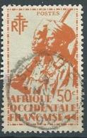 A.O.F.    - Yvert N° 7 Oblitéré - AVA2712 - Gebraucht