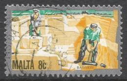 Malta. 1981 History Of Maltese Industry. 8c Used. SG 674 - Malta