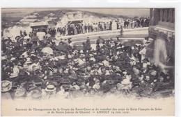 Haute-Savoie - Souvenir De L'inauguration De La Crypte Du Sacré-Coeur Et Du Transfert Des Corps De Saint-François De Sal - Annecy