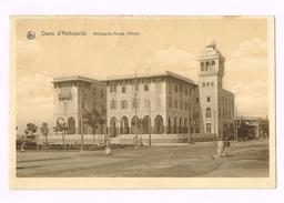 Oasis D`Heliopolis - Meliopolis-House (Hötel) 1909 + Timbre/Stamp - Egypte