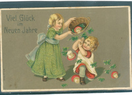 Relief - Gaufrée - Embossed - Prage - Enfants - BE - Bambini