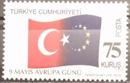 Turkey, 2010, Mi: 3826 (MNH) - 1921-... Republic