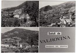 SALUTI DA VALROVINA - BASSANO DEL GRAPPA - VICENZA - 1968 - Vicenza