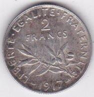 SOL De 15 DENIERS 1693 S (REIMS) LOUIS XIV. Avec Contremarque Fleur De Lys. MONNAIE COLONIALE - Emissioni Pre-Federali