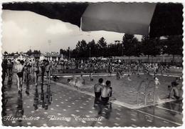 ALESSANDRIA - PISCINA COMUNALE - 1958 - Alessandria