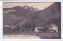 Gruyères, Ferme Du Châtelet, Agriculteur, Chalet - FR Fribourg