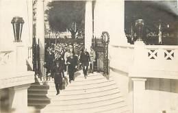 E-16 1150 : INAUGURATION DU MONUMENT AUX MORTS DE NIMES PAR LE PRESIDENT DE LA REPUBLIQUE. 13 OCT. 1924 - Nîmes