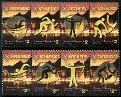 TONGA 2016 - Rio 2016, Sports Divers - 8 Val Neufs // Mnh - Tonga (1970-...)
