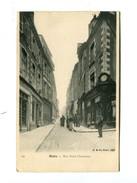 Cp - BLOIS (41) - Rue Porte Chartraine - Blois