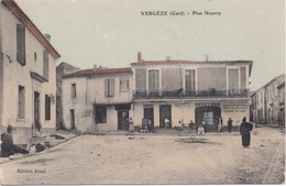 30 VERGEZE - Plan Nourry - Vergèze