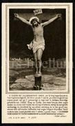 Doodsprentje / Avis De Décès / Maria Henrica Florencia Mengels / Sint-Niklaas / 1923 / 2 Scans - Devotieprenten