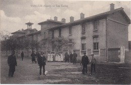 30 VERGEZE - Les Ecoles - Vergèze
