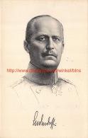 Generalleutnant Von Ludendorff - Guerre 1914-18
