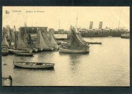 CPA - OSTENDE - Barques De Pêcheurs - Oostende