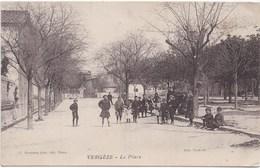 30 VERGEZE - La Place - Vergèze