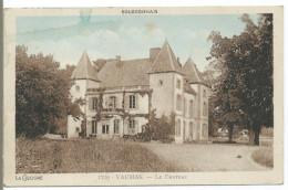 VAUMAS - Le Château - France