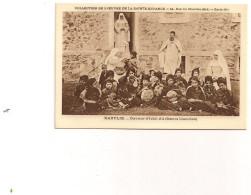 Kabylie : Ouvroir D'izhil Ali (les Soeurs Blanches) - Enfants