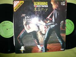 "Scorpions""33t X2 Vinyles""Tokyo Tapes"" - Hard Rock & Metal"