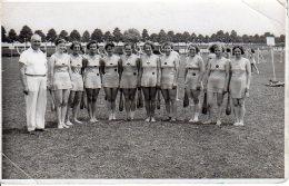 Turnverein Durlach; Girls, Filles, Mädchen; Carte Photo; Photocarte - Gimnasia