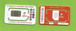 MADAGASCAR MADAGASKAR  Carte SIM NEUVE AIRTEL   /  MALAGASY NEW SIM Card  MADAGASCAR - Madagaskar
