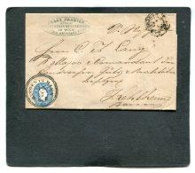 Österreich Brief 1863 Nr. 22 - Briefe U. Dokumente