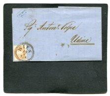 Österreich Brief 1864 Nr. 28 - Briefe U. Dokumente