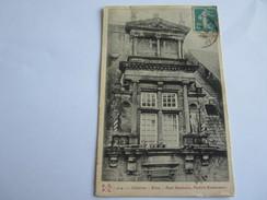 CPA BRIVE  PETIT SEMINAIRE FENETRE RENAISSANCE 1910 - Brive La Gaillarde