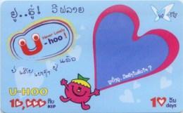 Mobilecard Laos - Herz - Laos