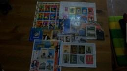 S.10.10.16.LOTE DE 20 BLOQUES DIFERENTES EN USADO.2 FOTOS - Collezioni (senza Album)