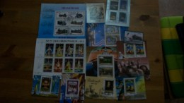 S.10.10.17.LOTE DE 20 BLOQUES DIFERENTES EN USADO.2 FOTOS - Collezioni (senza Album)