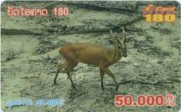 Mobilecard Laos - Animal