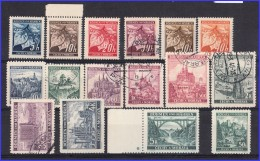 Bm0026 Böhmen Und Mähren Boemia E Moravia Lotto  Occupazione Tedesca Lotto Mix Usati Nuovi 1938 - 45 - Boemia E Moravia