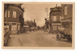 14 0 013 - MEULLES - Le Carrefour - Francia
