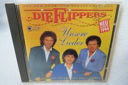"""CD """"Die Flippers"""" Unsere Lieder, Die Größten Hit-Erfolge Aus 25 Jahren - Música & Instrumentos"""
