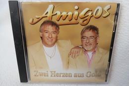 """CD """"Amigos"""" Zwei Herzen Aus Gold - Musik & Instrumente"""